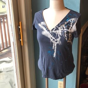 ❄️❄️American Eagle butterfly T-shirt❄️❄️